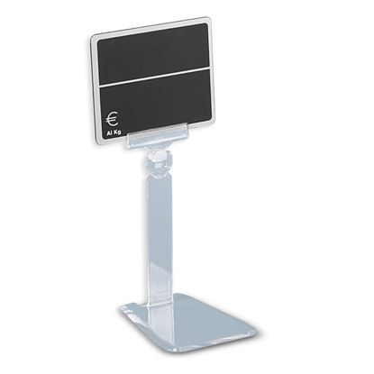 Picture of SMALL STAND WITH HINGED MESSAGE HOLDER (55 MM)